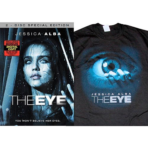 The Eye (DVD + T-Shirt) (Exclusive)