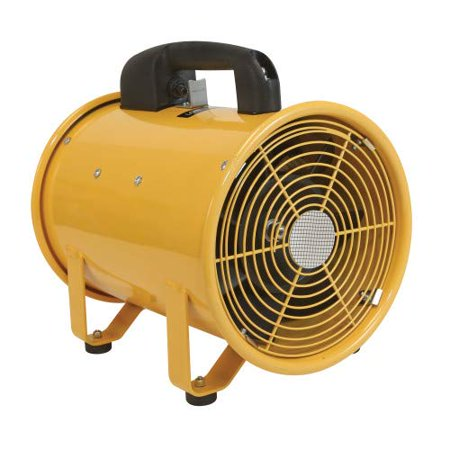 Comfort Zone 8 Inch High Velocity Utility Blower Fan (CZBU80) - image 1 de 1