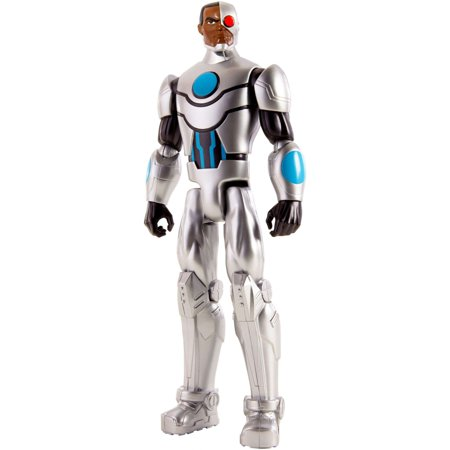 Cyborg Effect - Justice League Action Cyborg Figure