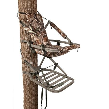 Summit Single Shot - Summit Explorer SD Closed Front Single Seater Tree Stand | 81134-EXPLORER-CLOSED