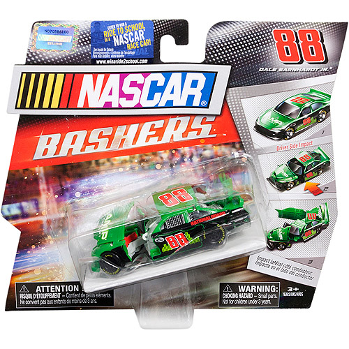 NASCAR Full Blast Crash Car, Mountain Dew Amp (Dale Earnhardt Jr.)