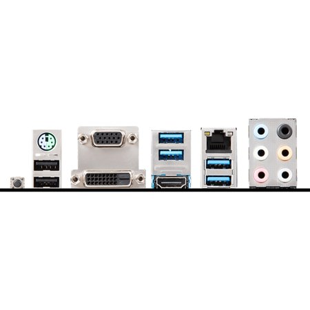MSI B450-A PRO ATX Motherboard ,AMD B450,AMD Ryzen 1st and 2nd Generation/ Ryzen - image 7 de 8