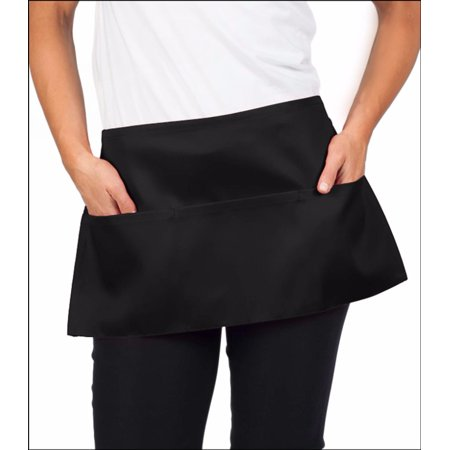 Waitress Apron Waiter Black Sookie Stackhouse Costume Accessory Trueblood