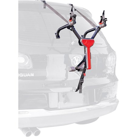 Allen Sports Ultra Compact 1-Bicycle Trunk Mounted Bike Rack Carrier, MT1 Bike Trunk Mounted Rack
