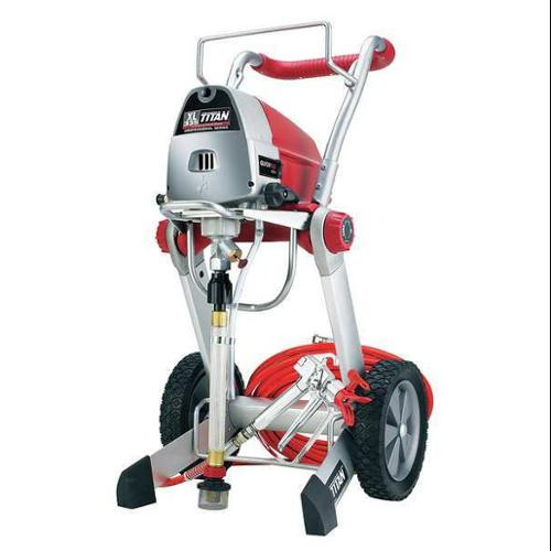 TITAN XL335 Airless Paint Sprayer,3/4 HP,0.35 gpm