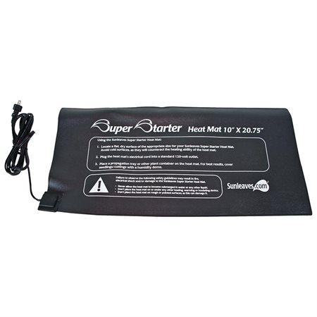 """Super Starter Heat Mat, 10"""" x 20.75"""""""