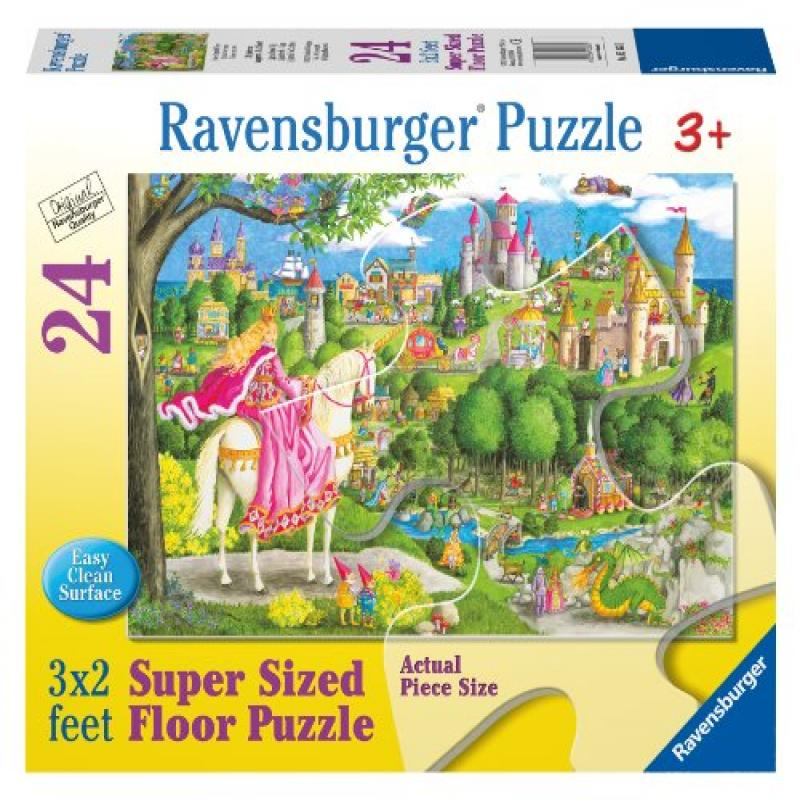 Ravensburger Once Upon A Time 24 Piece Floor Puzzle