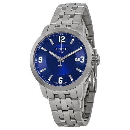 Men's PRC 200 Watch Quartz Sapphire Crystal (Tissot Sapphire Crystal)