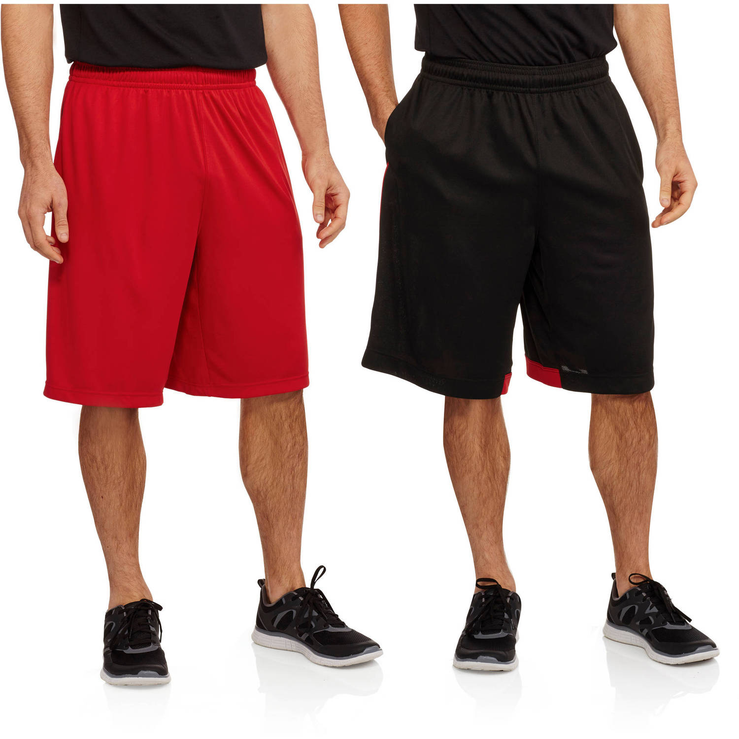 79a6e6979 AND1 - Big Men s All Courts Basketball Short - Walmart.com