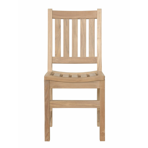 Anderson Teak Sonoma Outdoor Dining Chair by Anderson Teak