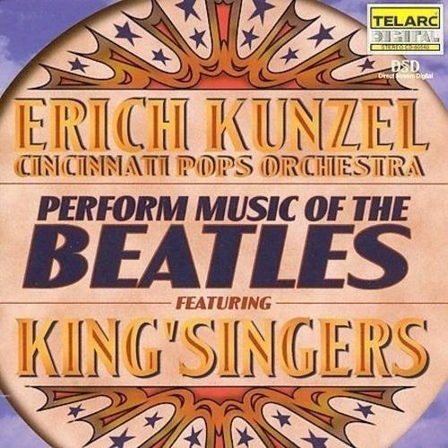 Personnel: Erich Kunzel (conductor); Jack Frost (accordion); Chandler Webber (saxophone); Phillip Collins (trumpet); The Cincinnati Pops Orchestra.<BR>King'singers: David Hurley, Nigel Short, Paul Phoenix, Philip Lawson, Gabriel Cruch, Stephen Connolly.<BR>Recorded in Music Hall, Cincinnati, Ohio on September 10 and December 7-10, 2000. Includes liner notes by Richard E. Rodda.