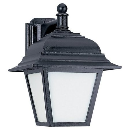 Sea Gull Lighting 89316BLE Bancroft 1 Light Outdoor Lantern Wall Sconce