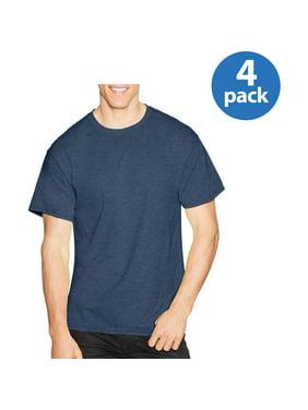 e11eaa4d203 Product Image Big Men s Short Sleeve EcoSmart T-shirt (4-pack)