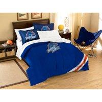 NCAA Applique 3-Piece Bedding Comforter Set, Boise State