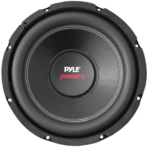 """Pyle PLPW10D 10"""", 1,000W Dual Voice Coil 4-Ohm Subwoofer"""
