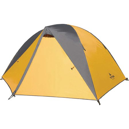 TETON Sports Mountain Ultra 3 Tent with Footprint (Backpacking Tent Teton)