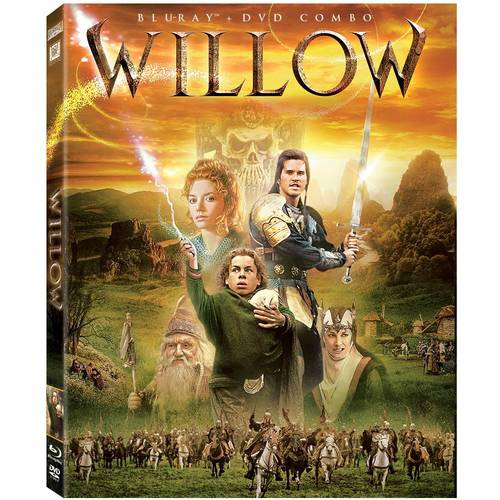 Willow (Blu-ray + DVD) (Widescreen)