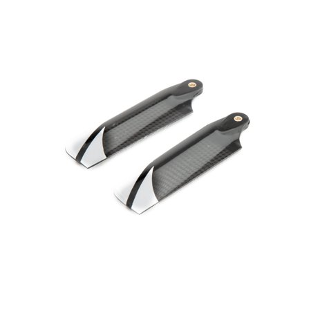 Blade Option Carbon Fiber Tail Blades (2): 270 CFX, BLH4832