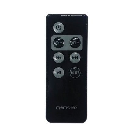 Original Memorex MI2031/2032 Audio Receiver Remote Control ()