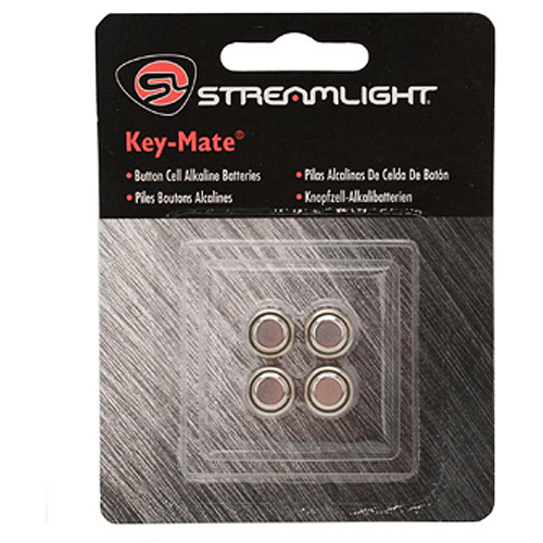 Streamlight Key Mate Batteries, 4pk