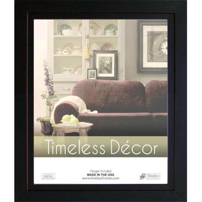 Timeless Frames 78197 Studio Black Wall Frame, 11 x 14 in. by Timeless Frames