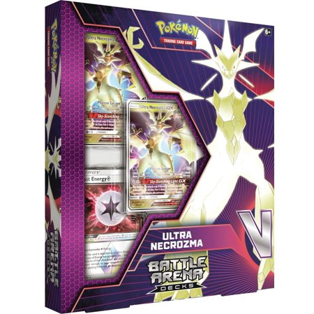 Pokemon Ultra Necrozma Battle Arena Deck (Keldeo Vs Rayquaza Battle Arena Deck List)