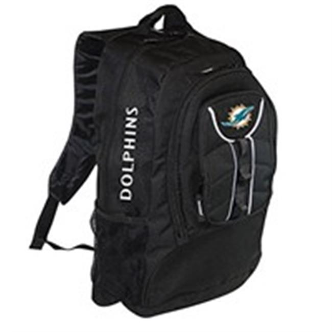 Miami Dolphins Colossus Style Black Back Pack