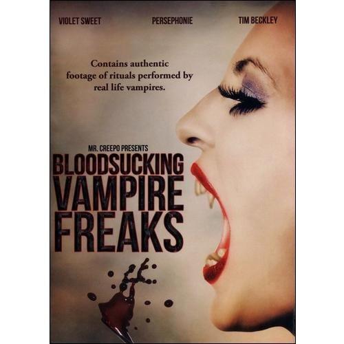 Bloodsucking Vampire Freaks by MVD DISTRIBUTION