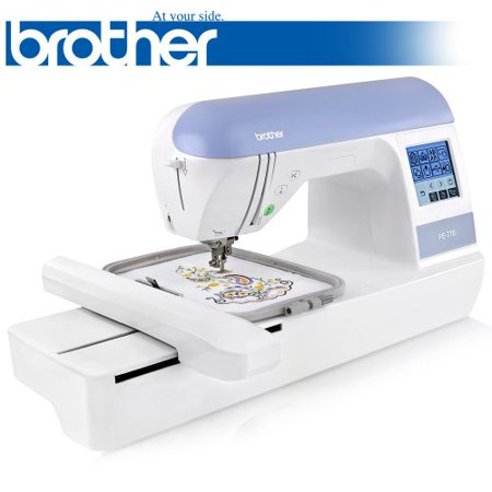 Brother PE770 (PE 770) Embroidery Machine w/ USB Flash