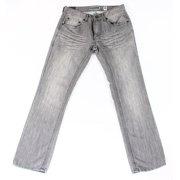 INC NEW Gray Mens Size 32X32 Berlin Slim Straight Leg Five-Pocket Jeans $49