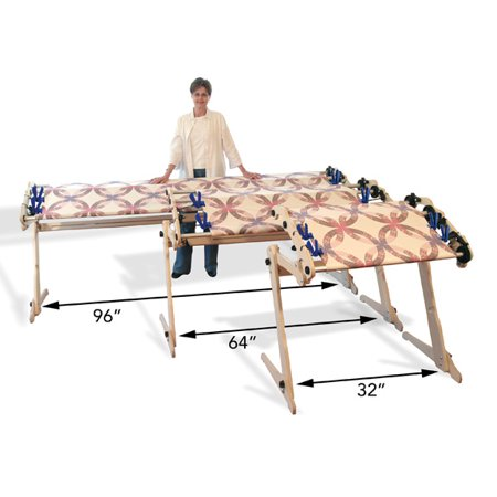 Gracewood Management New Improved EZ3 Quilting Frame