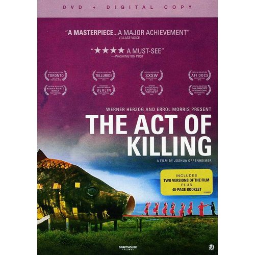 The Act Of Killing (Indonesian) (DVD   Digital Copy)
