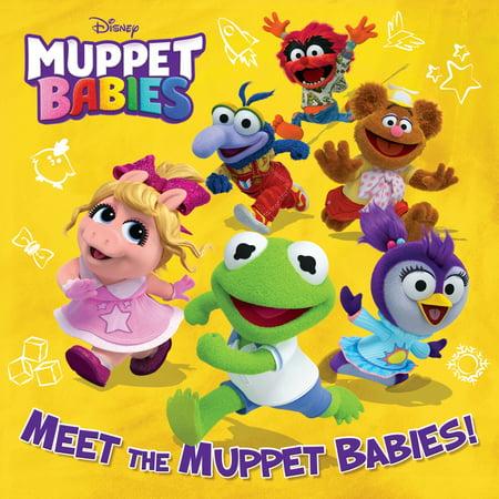 Meet the Muppet Babies! (Disney Muppet Babies) - Meet The Baby Party
