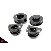 """Rough Country 2.5"""" Lift Kit compatible w/ 2008-2012 Jeep Liberty KK 4WD Suspension System 687"""