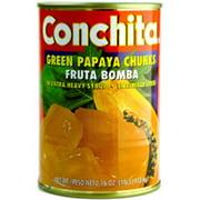 Conchita Foods Conchita  Papaya Chunks, 16 oz