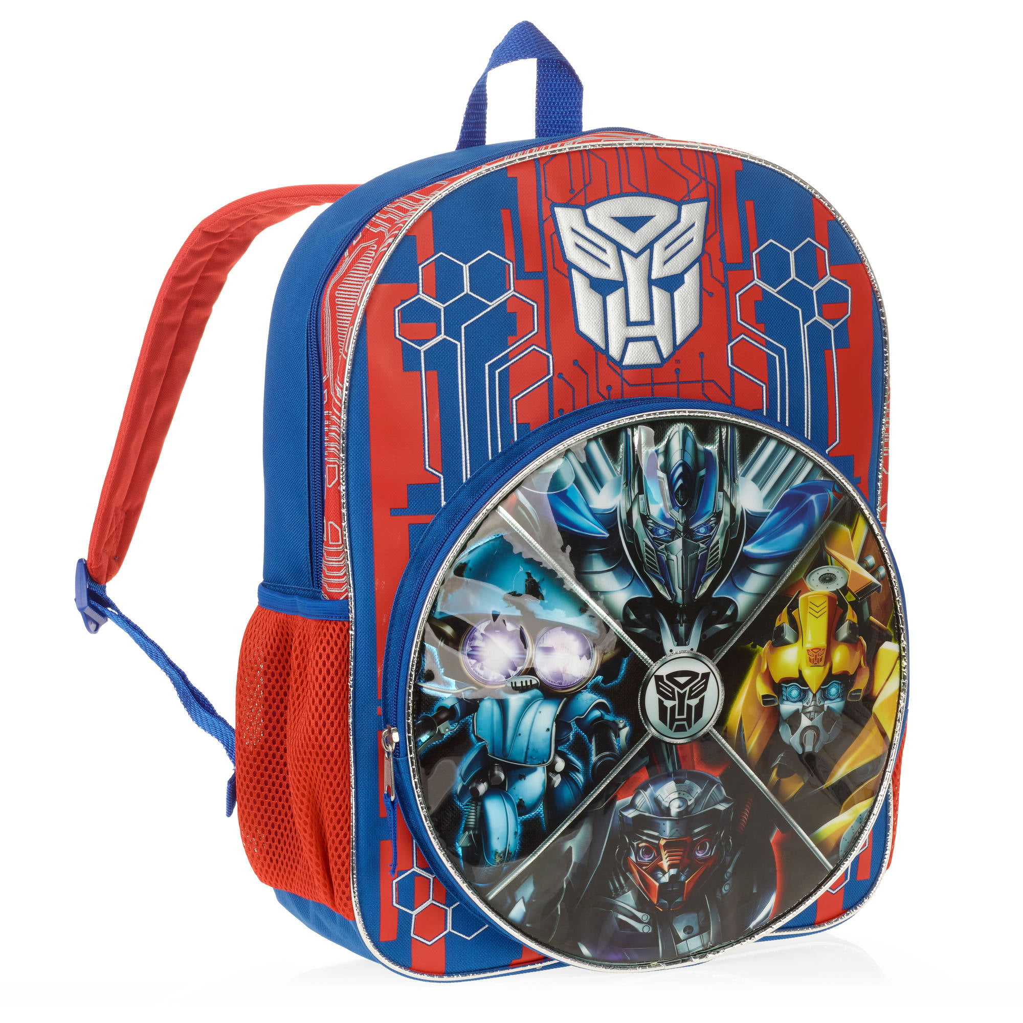 "Transformers Movie 5 Backpack, 16"" by Generic"