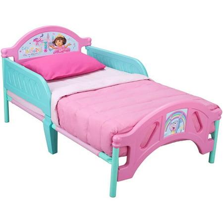 Nick Jr Dora The Explorer Bedroom Set With Bonus Toy