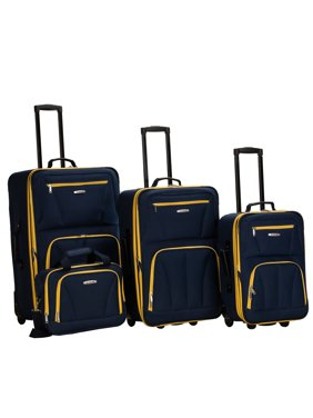 4235407db Product Image Rockland Luggage Journey 4 Piece Softside Expandable Luggage  Set F32