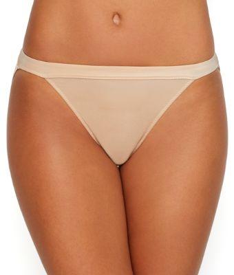 bleu 7//L 9//2XL 8//XL Maidenform One Fab Fit Bikini String Culotte dmffsb 6//M