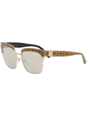 8828035edd Product Image MCM MCM102S MCM 102 S 782 Shiny Rose Gold Brown Visettos  Square Sunglasses
