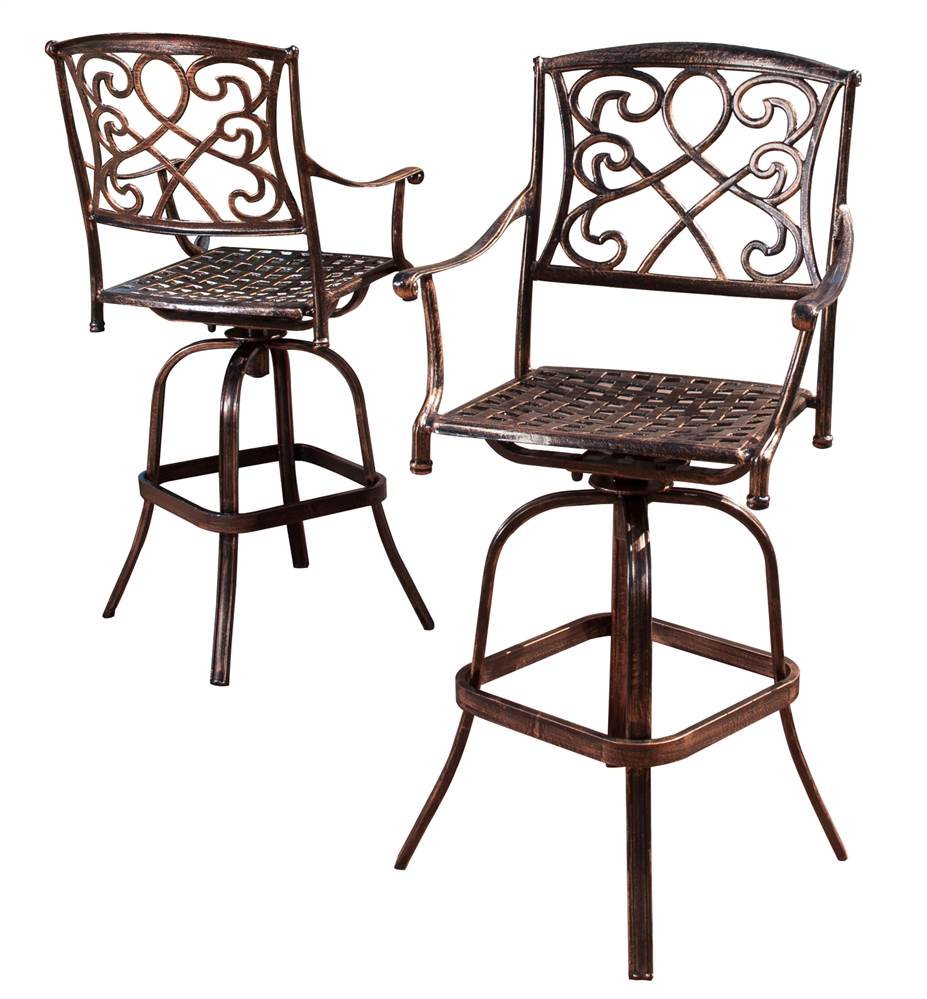 Berlin Bar Stool - Set of 2