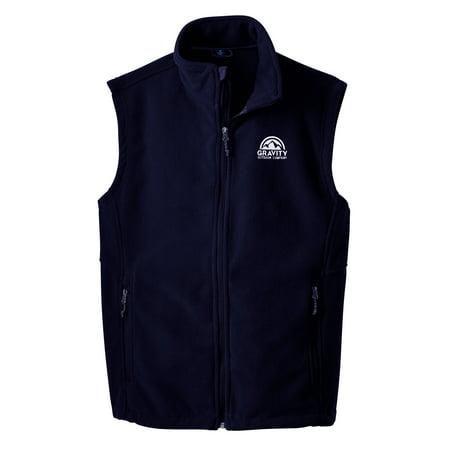 Travel Vest (Gravity Outdoor Co. Travel Fleece Vest)