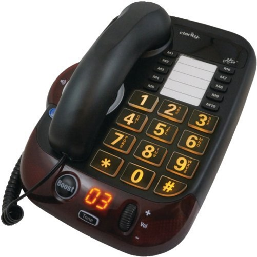 Clarity TIA-4953 Alto Amplified Corded Phone