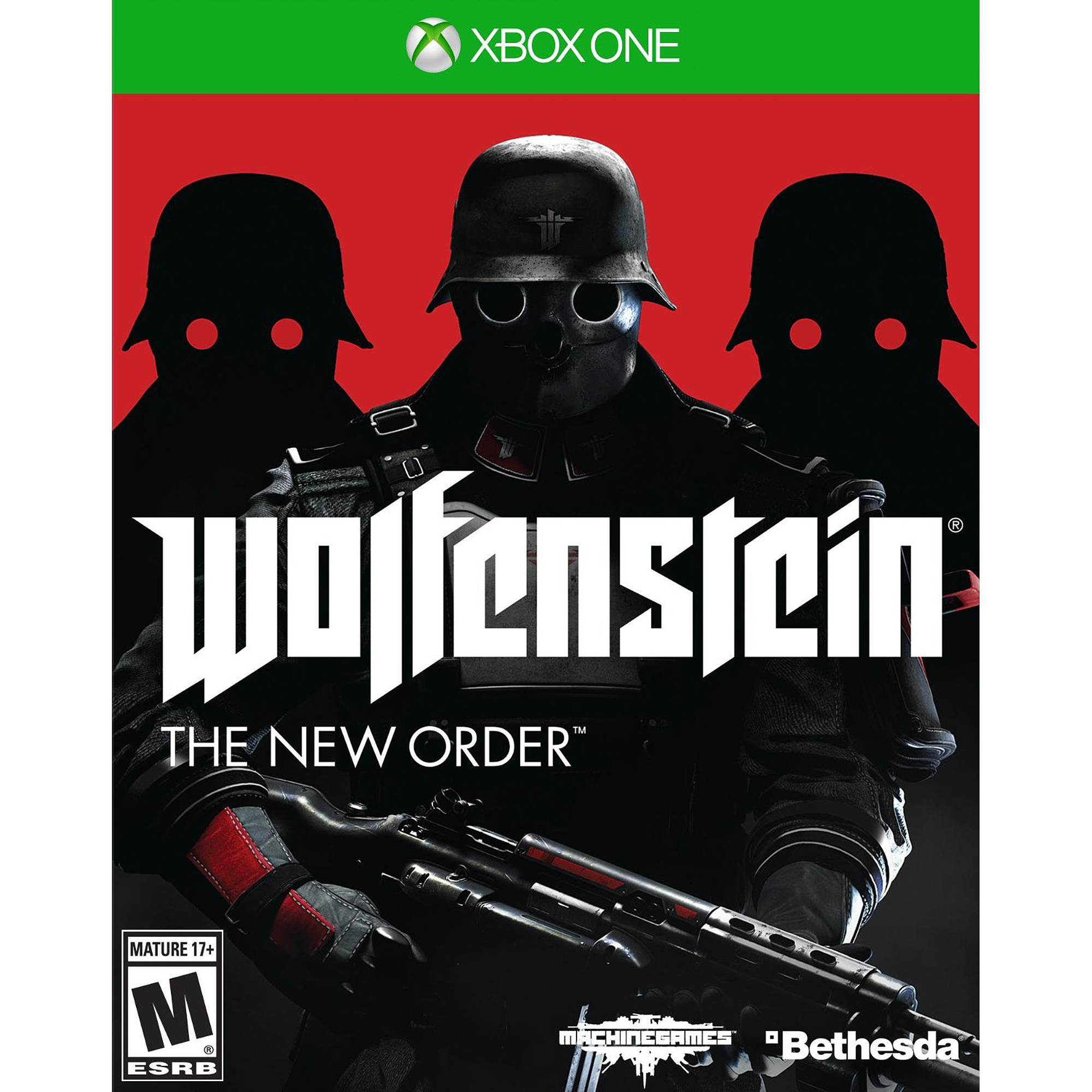 Bethesda Softworks Wolfenstein: The New Order (Xbox One) - Pre-Owned