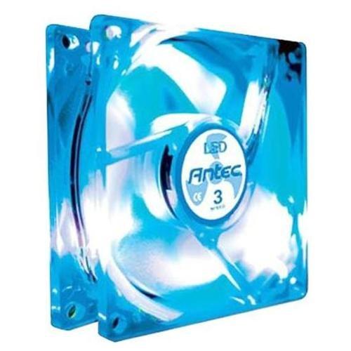 Antec TriCool 120mm Blue LED Fan, 3-Speed