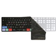 KB Covers Aperture Keyboard Cover for Apple Ultra-Thin Keyboard w/ Num Pad (AP-AK-BC)