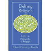 Defining Religion: Essays in Philosophy of Religion (Hardcover)