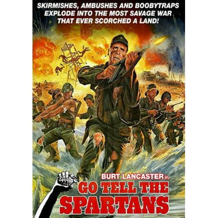 Go Tell the Spartans (DVD) - Spartan Gods
