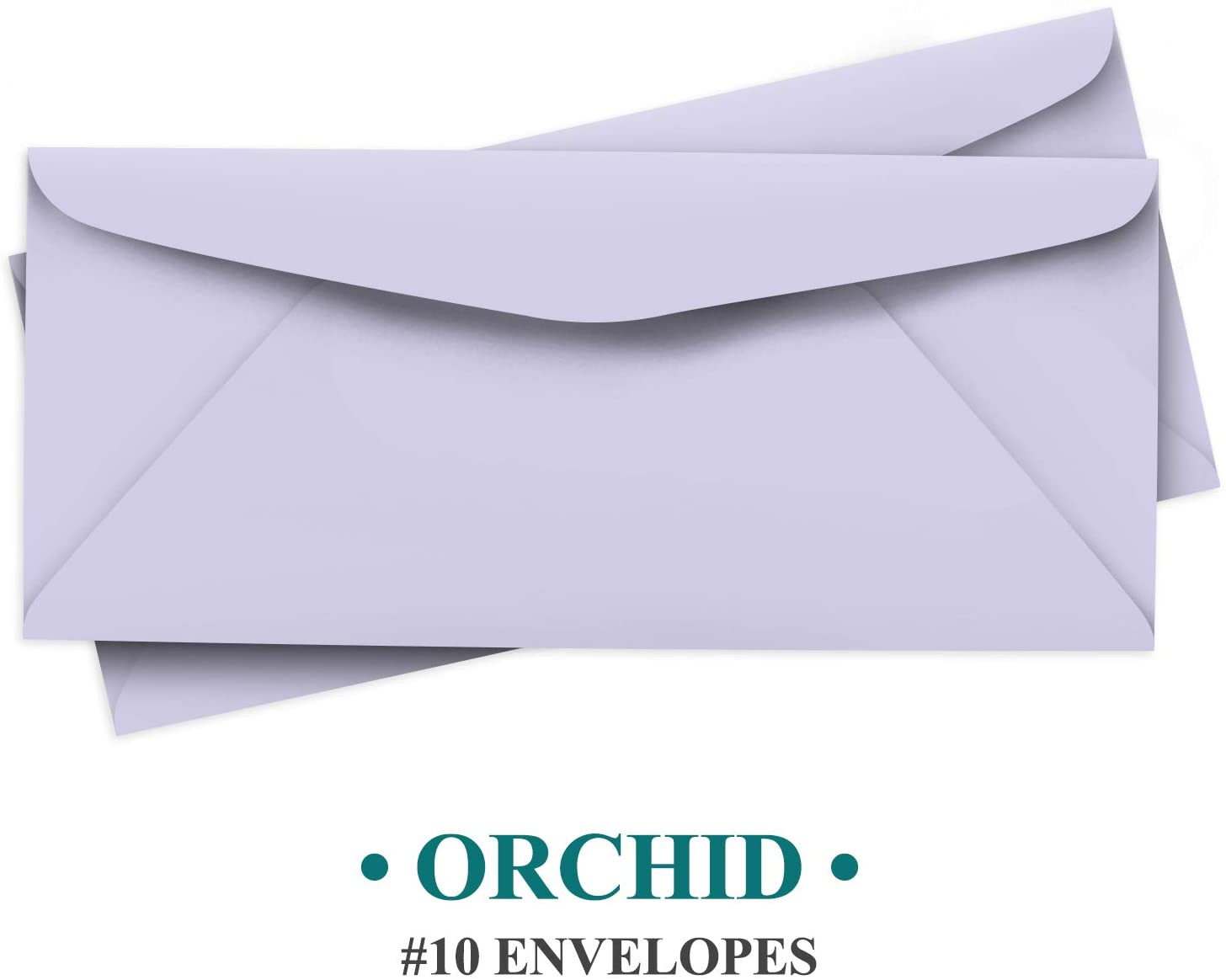 "Tan Regular Envelopes - Pack of 50 #10 Business Size 4 1//8/"" x 9 1//2/"""