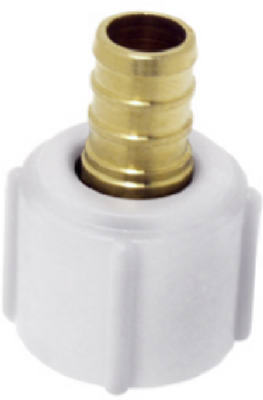 Brass Watts PEX LFP-535 Barb x Female Adapter 1//2-Inch x 1//2-Inch Low-Lead